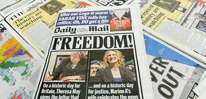 Brexit: divorce après quarante ans d'un mariage sans amour
