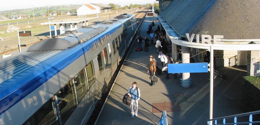 Colis suspect : opération d'évacuation en cours en gare de Vire