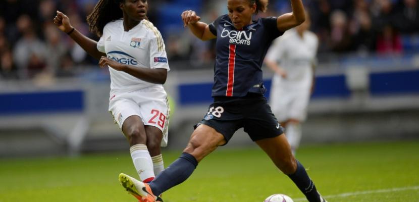 Ligue des champions dames: le PSG pour renverser, l'OL pour confirmer en 1/4 retour
