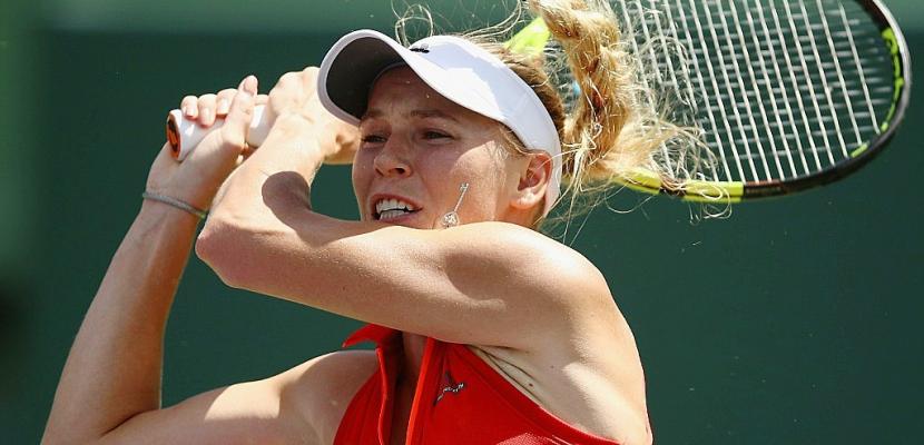 Miami: Wozniacki domine Plíšková et fonce en finale