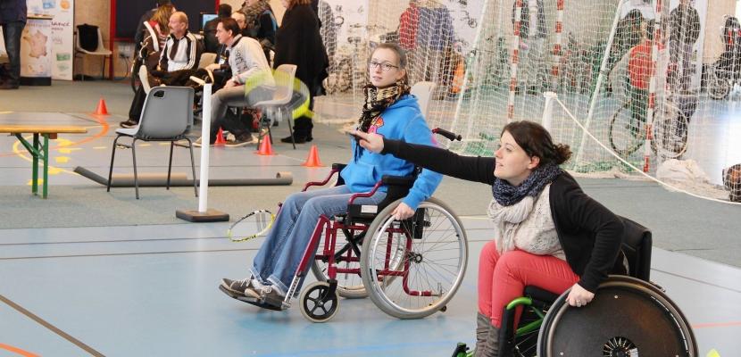 Le Havre: Une journée pour découvrir les activités handisports