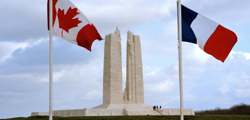Commémoration 14-18: affluence record attendue pour le centenaire de la bataille de Vimy