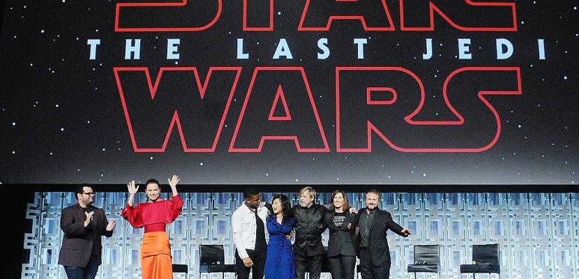 "La galaxie ""Star Wars"" en émoi avec la bande-annonce du dernier opus"