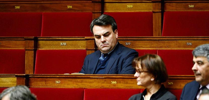 L'éphémère secrétaire d'Etat Thomas Thévenoud au tribunal pour ses démélés fiscaux