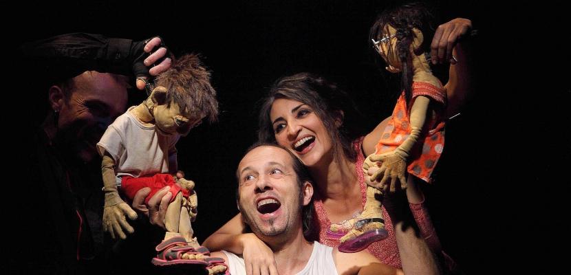 Un mélange de théâtre et de marionnettes à Duclair