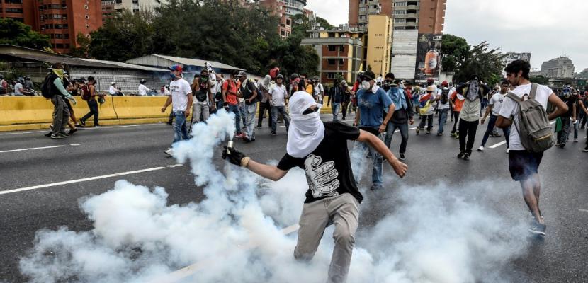 L'opposition poursuit ses défilés au Venezuela, plongé dans la  violence