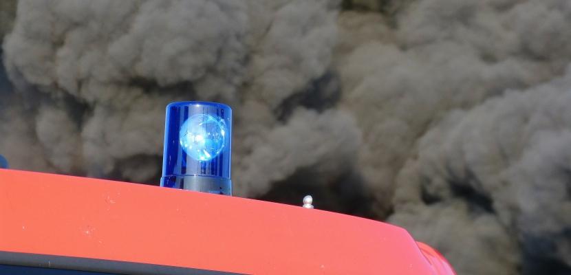 Calvados : incendie de 400 pneus