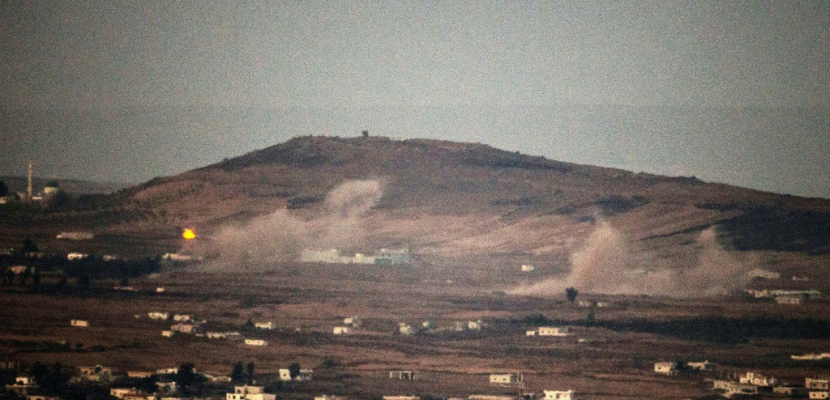 Bombardement israélien d'un camp militaire prorégime en Syrie: 3 morts