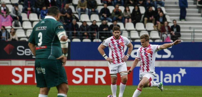 Challenge européen: le Stade Français en finale après avoir battu les Anglais de Bath