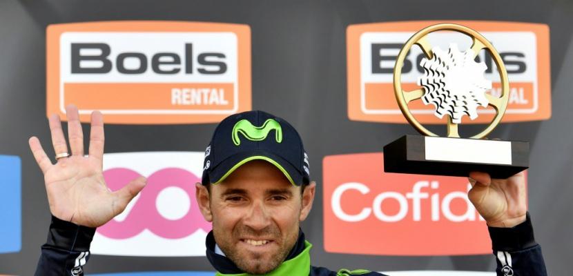 Liège-Bastogne-Liège: quatrième victoire de Valverde