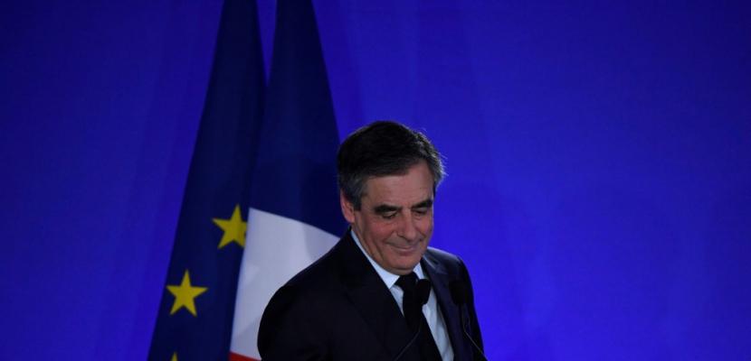Fillon reconnaît sa défaite et votera pour Macron