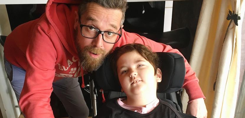 En Normandie, un appel aux dons pour aider une petite fille atteinte d'une maladie rare