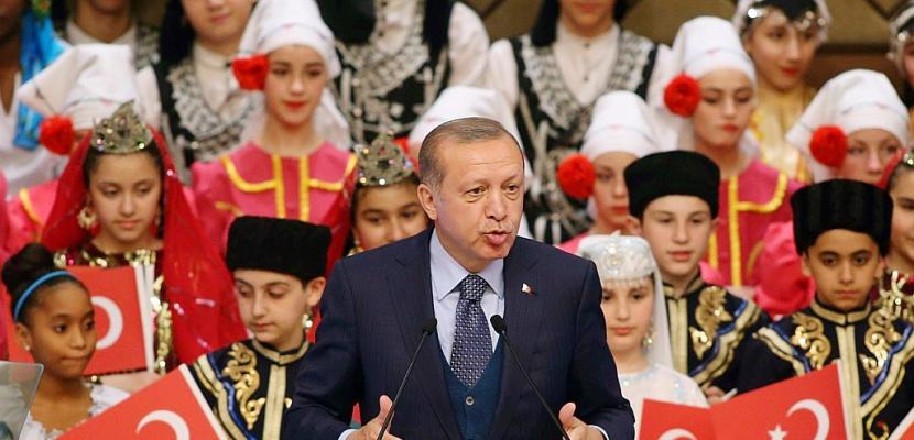 Plainte d'Erdogan contre un chercheur français qui a évoqué son assassinat