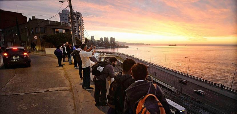 Un séisme de 6,9 secoue le centre du Chili