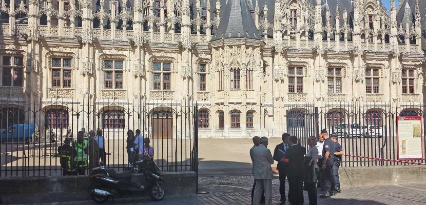 A Rouen, un récidiviste condamné à deux mois de prison ferme pour vol