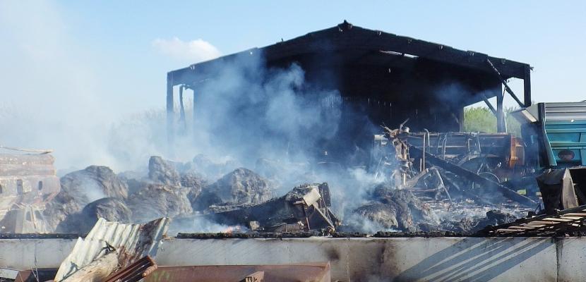 Calvados : l'incendiaire présumé des fermes du Bessin relaxé