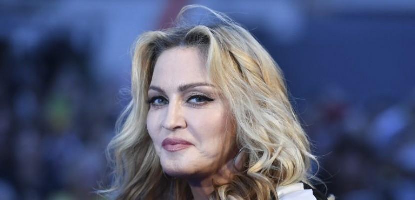 Un biopic sur Madonna en préparation