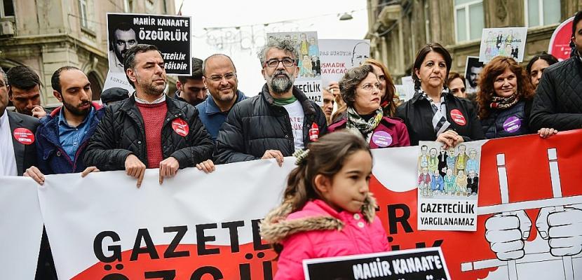 """Rapport RSF 2017: """"Jamais la liberté de la presse n'a été aussi menacée"""""""