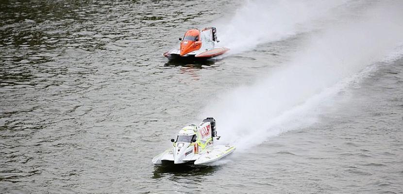 Rouen se prépare à accueillir la 54e édition des 24h motonautiques