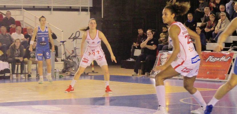 Basket. Badiane et Berkani appelées en équipe de France