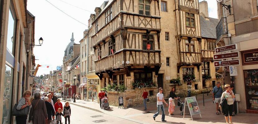 Fête du printemps des commerçants de Bayeux