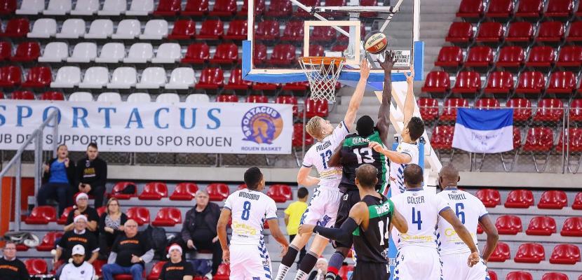 Basket: déplacement à Nantes pour le Rouen Métropole Basket