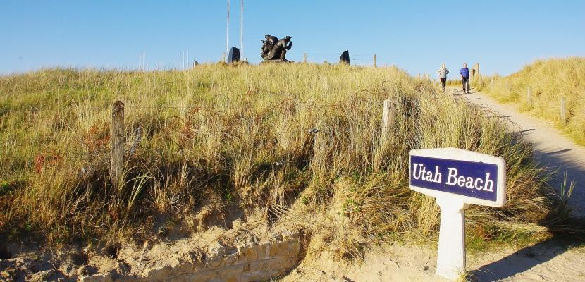Utah Beach accueillera les cérémonies du 73e anniversaire du D-Day