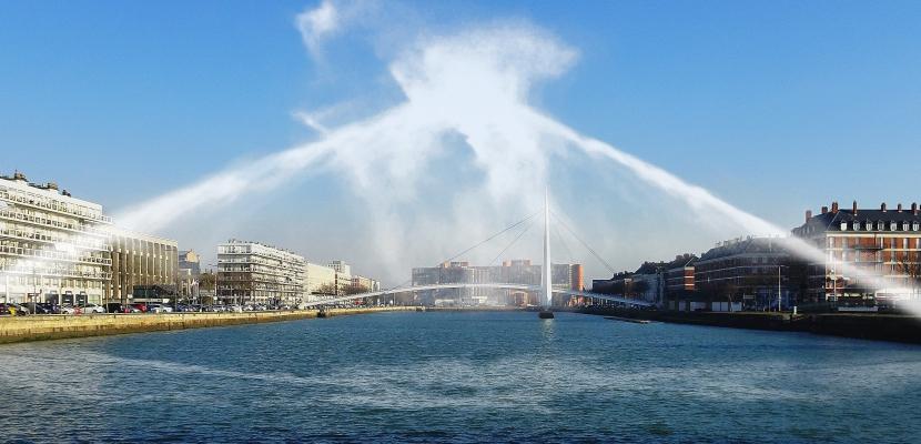 Le Havre: de l'art monumental pour les 500 ans