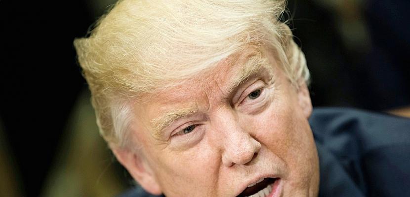 """Trump propose """"la plus grande baisse d'impôt de l'histoire"""""""