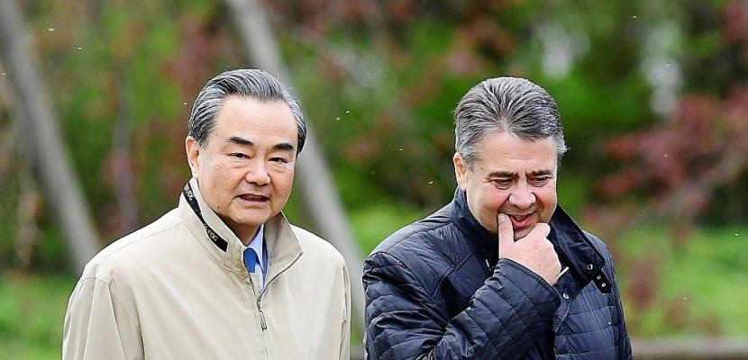 La Chine demande aux Etats-Unis de stopper leurs exercices en Corée du Sud