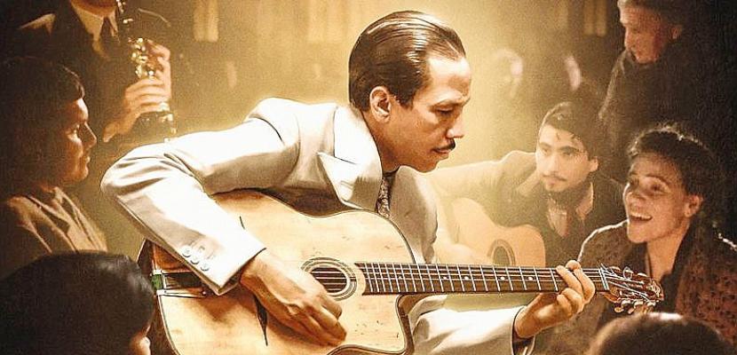 Sortie du film Django sur la vie deDjango Reinhardt