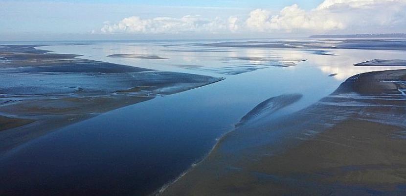 Manche : 13 personnes piégées par la marée