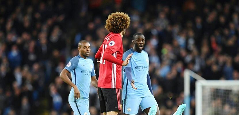 Angleterre: City et United se neutralisent dans le derby de Manchester (0-0)
