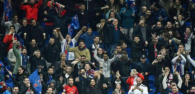 Dégradations au Parc OL: lourde amende pour le Paris SG et tribune Auteuil ciblée