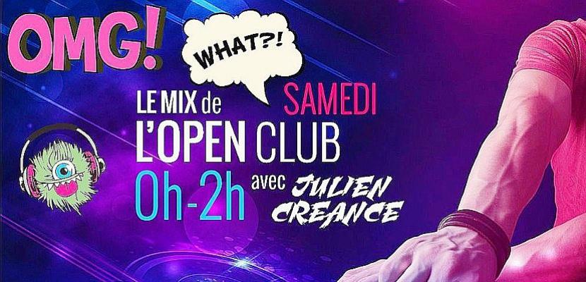 Replay : le Mix de l'Open Club samedi 29 avril 2017