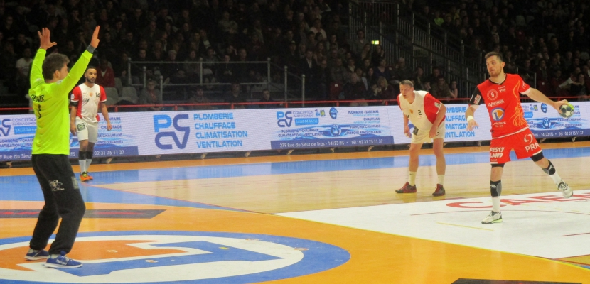 Handball (Proligue) : Caen assure face à Saint-Gratien (33-26) et assure quasiment son maintien