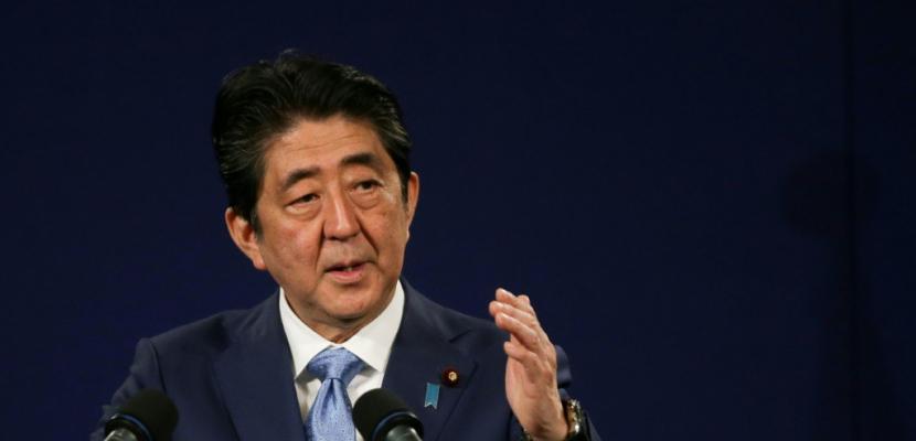 """Abe juge """"absolument inacceptable"""" le tir de missile nord-coréen"""