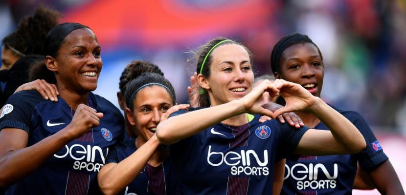 Ligue des champions dames: le PSG qualifié pour la finale en battant Barcelone 2-0