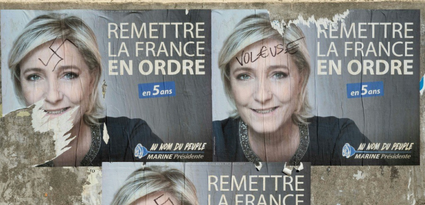 """Le Pen présidente? """"Monstrueux"""" pour l'ancien secrétaire de Jean Moulin"""