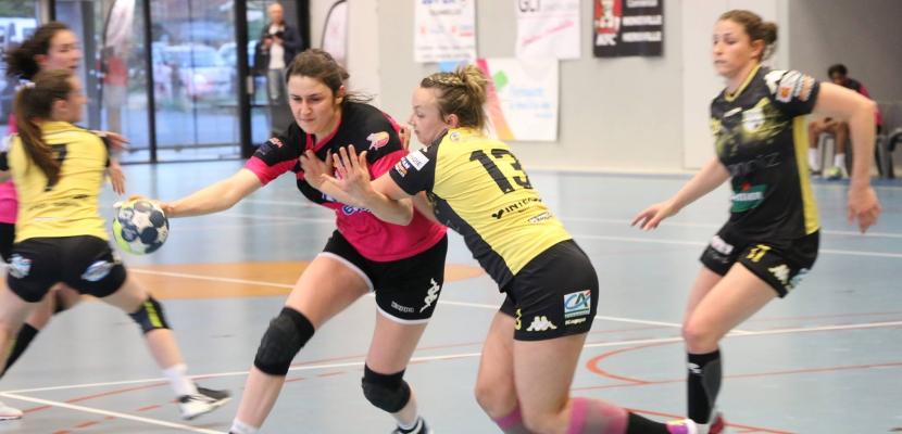 Handball (N1F) : Colombelles l'emporte face à Fleury (28-22) et se rassure pour le maintien