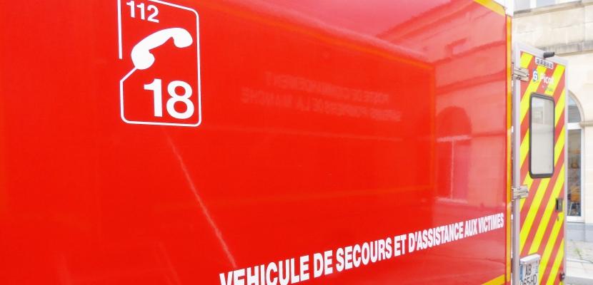 Calvados : un piéton percuté par une voiture, grièvement blessé