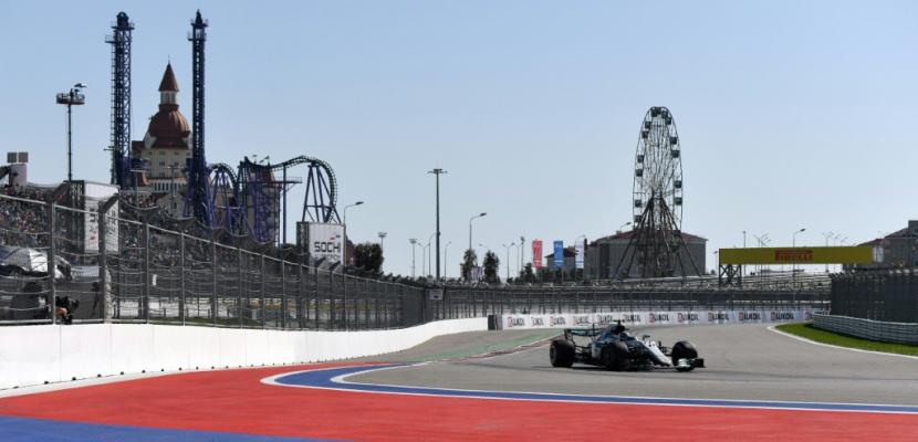 GP de Russie: 1re victoire en F1 du Finlandais Valtteri Bottas
