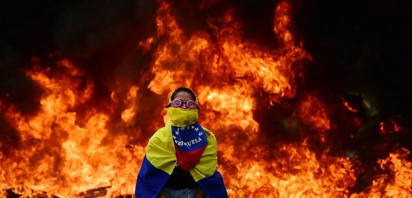 Manifestations au Venezuela: 31 morts depuis début avril