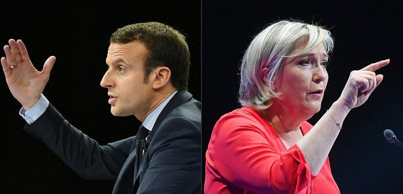 """Election présidentielle: l'équipe Macron dénonce un """"piratage massif"""""""