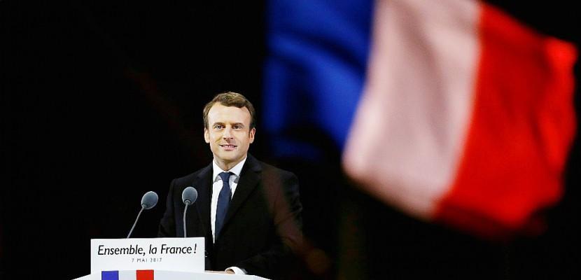 Sitôt élu, Macron s'attelle à la composition de son gouvernement
