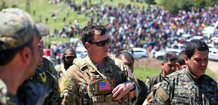 Washington va armer les Kurdes de Syrie au risque d'exaspérer la Turquie