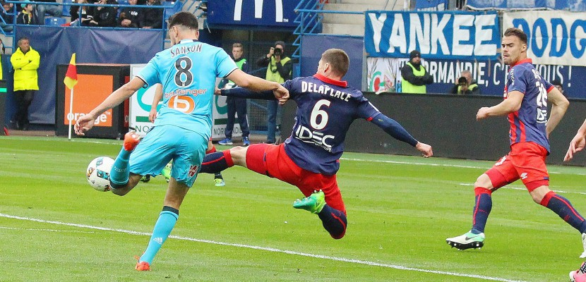 Football (Ligue 1) : Caen joue son avenir face à Rennes