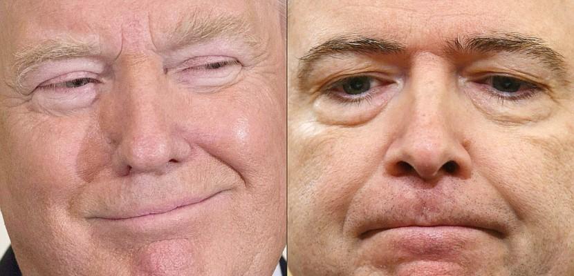 Etats-Unis: Trump cherche un nouveau directeur du FBI