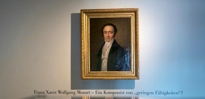 Mozart junior, dans l'ombre de son père