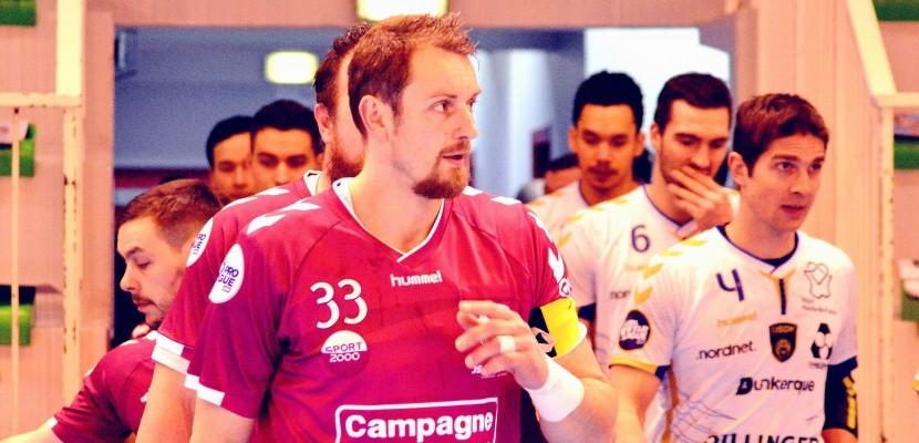 Handball (Transfert) : L'ancien capitaine de la JS Cherbourg (Proligue) signe à Granville (N2) !